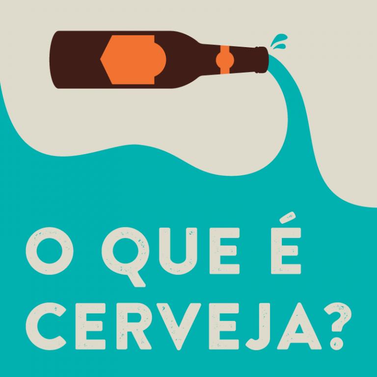 O que é cerveja?