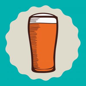 Como servir cerveja