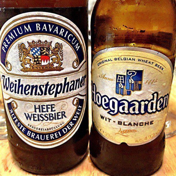 Comparativo Cervejas de Trigo: Weissbier e Witbier – Episódio 29