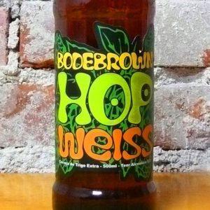 Cervejas curitibanas - bodebrown hop weiss