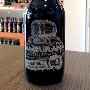 Cervejas curitibanas - Way Amburana