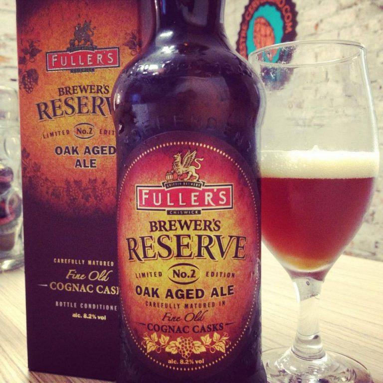 Fuller's Brewer's Reserve n.2 – Episódio 79