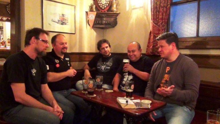 Inglaterra: Burton Bridge Brewery – Episódio 101