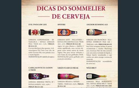 Revista Tutano: Dicas do Sommelier de Cerveja