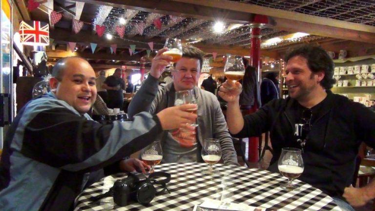 Inglaterra: Cervejaria Hook Norton – Episódio 103