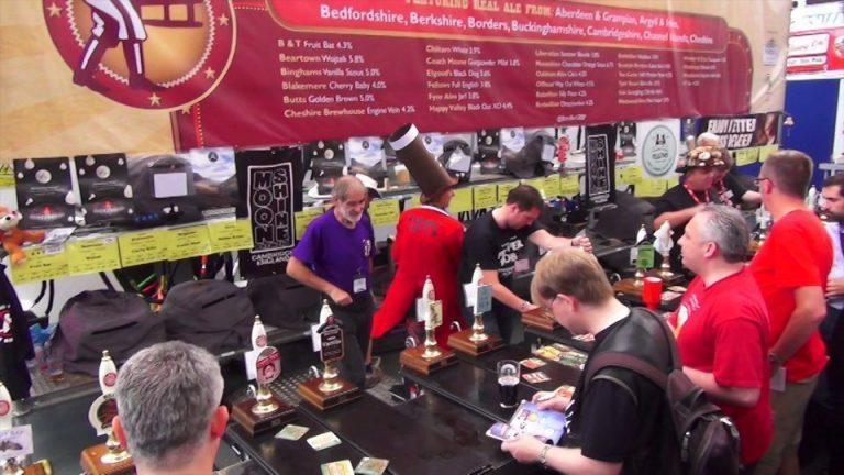 Inglaterra: Great British Beer Festival 2014 – Episódio 107