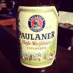 Paulaner-Hefeweissbier