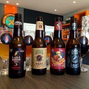 4 Cervejas da Horny Goat – Episódio 115