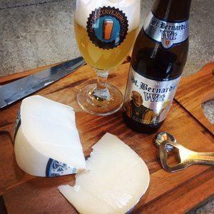 Queijo com cerveja_Cablanca-x-St-Bernardus-Wit