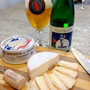 Queijo com cerveja_Camembert-x-Cantillon-Gueuze