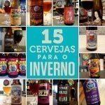 15 cervejas para o Inverno