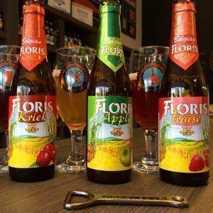 As Cervejas Frutadas da Floris: Kriek, Apple e Fraise – Episódio 134