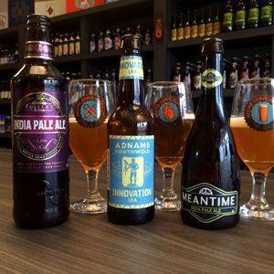 Cervejas IPAs do Jeito Inglês – Episódio 160