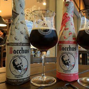 Bacchus Oud Bruin e Kriekenbier – Episódio 190