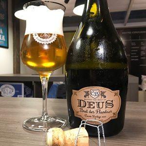 Cerveja Deus Brut des Flandres – Episódio 201