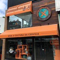 Cerveja artesanal em Niterói: Inauguração da loja Mestre-Cervejeiro.com
