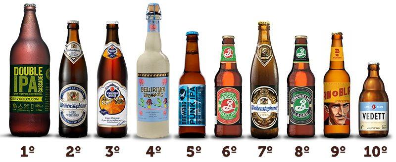 as-10-cervejas-mais-vendidas-2016