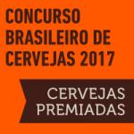 Concurso Brasileiro de Cervejas 2017: Cervejas premiadas