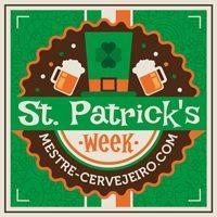 St. Patrick's Week acontece dos dias 13 a 19/03 nas lojas Mestre-Cervejeiro.com