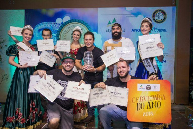 As melhores cervejas do 6º Concurso Brasileiro de Cervejas