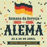 Rede Mestre-Cervejeiro.com comemora a semana da cerveja Alemã